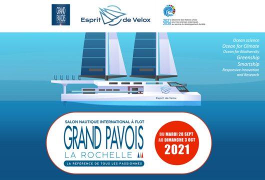 Esprit de Velox au Grand Pavois La Rochelle 2021