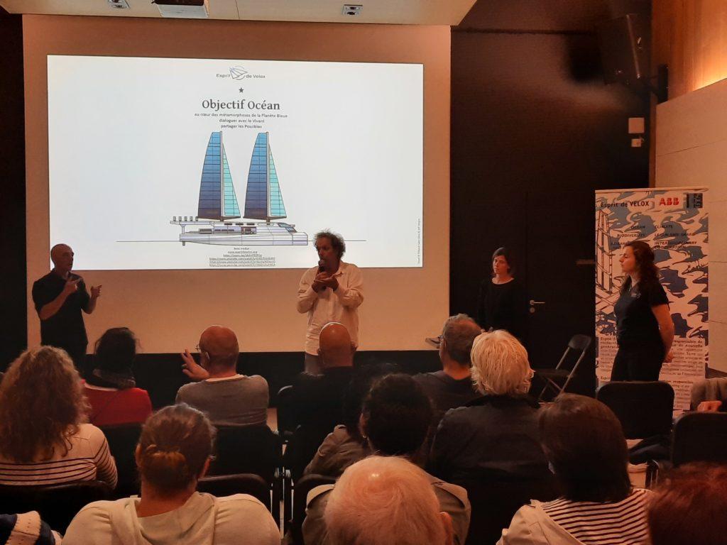 Fête de la Science 2021 - EdV et Pelagis