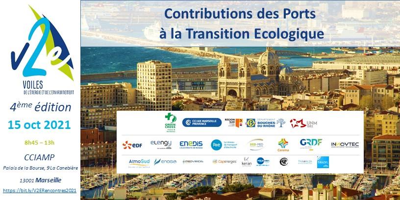 211015 - Conférence débat CCIAMP Marseilles